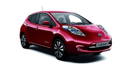 Nissan Leaf Tekna 30 kWt