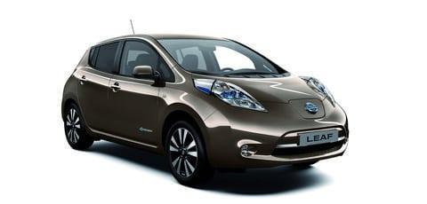 Nissan Leaf Tekna 24 kWt