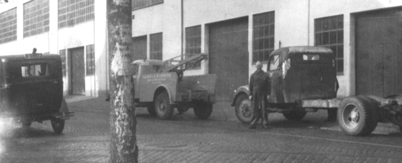 Birger N. Haug feirer 70 år i 2017! Fra et enkelt verksted på Bislett i 1947 til 250 ansatte fordelt på seks flotte anlegg i Oslo, Akershus og Buskerud.