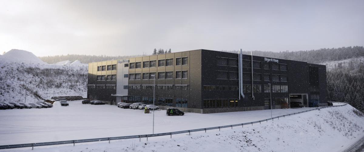 Klargjøringssenter i Røyken