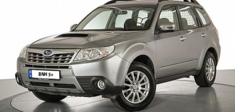 Subaru 5+ økonomiservice