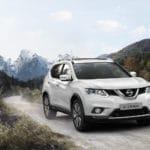 Leiebil Nissan X-Trail