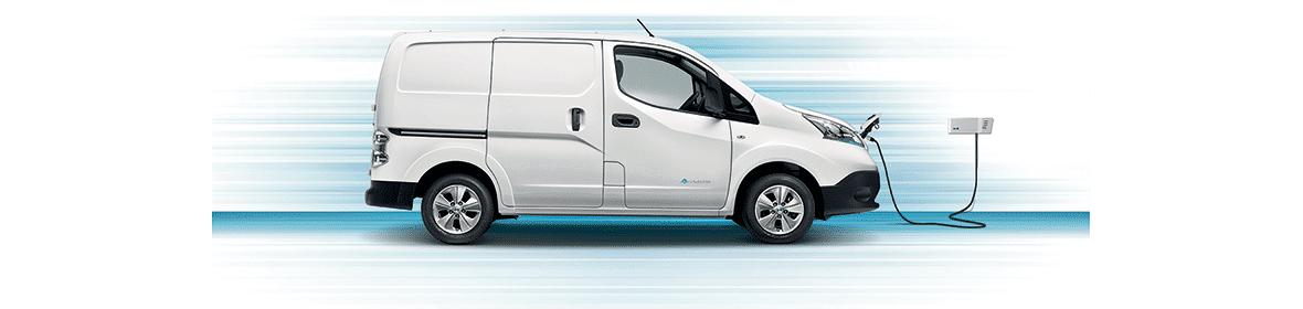 Bedriftssalg - Nissan eNV200