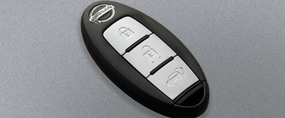 Nøkkelbestilling - Nissan nøkkel