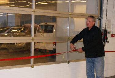 Petter N. Haug åpner småskadeavdeling i Oslo