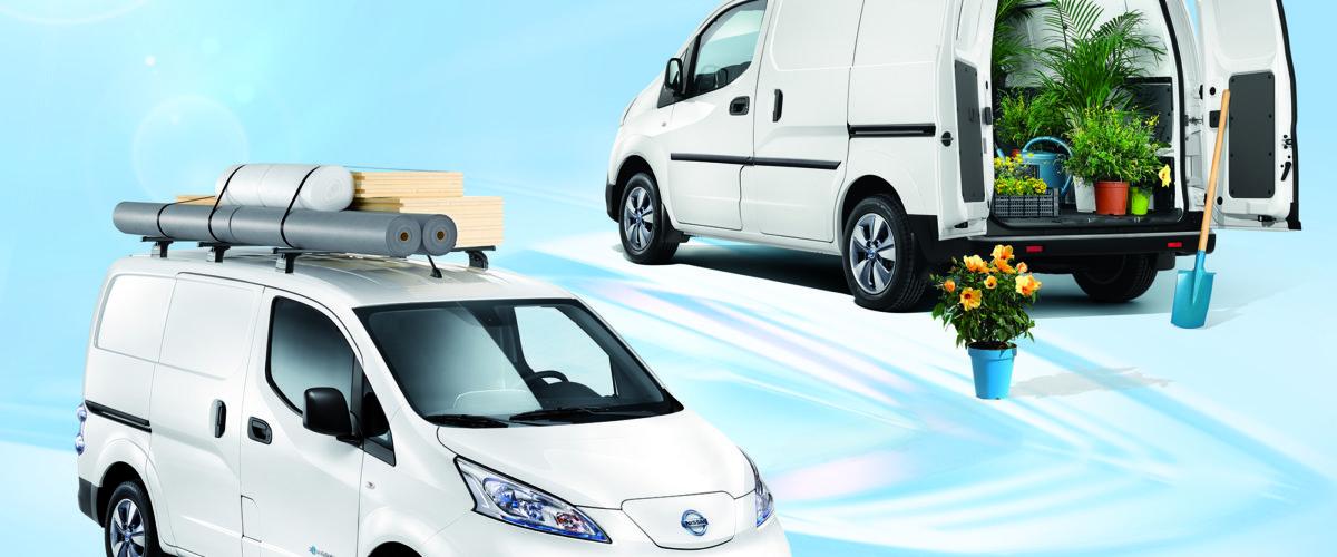 Miljøvennlig varebil eNV 200