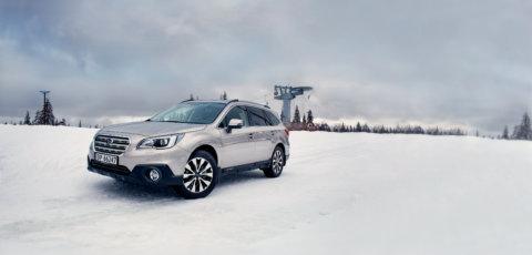 Betingelser for kjøp av Subaru