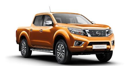 Nissan Navara N-GUARD THUNDER