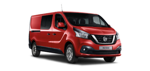 Nissan NV300 Working Star