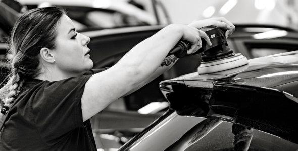 Visste du at vi utfører det meste innen bilpleie?