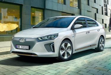 Hyundai Ioniq årets bil 2017