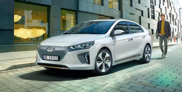 Sikre deg årets bil - IONIQ Electric