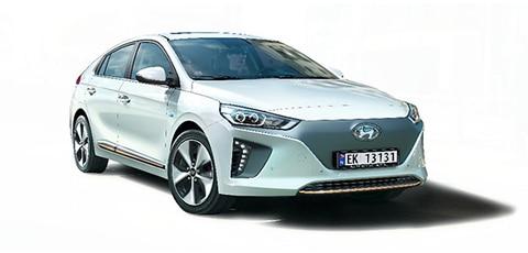 Hyundai IONIQ Teknikk