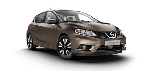 Nissan Pulsar Acenta Connect