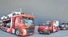 Egne biler for transport