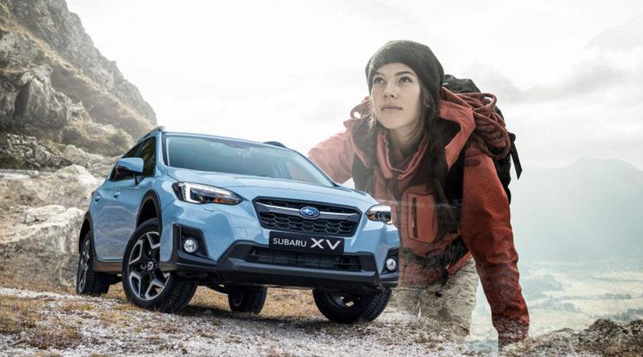 Nye Subaru XV 2018