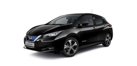 Nye Nissan LEAF 40 kWt Tekna