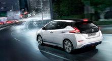 Nye Nissan Leaf