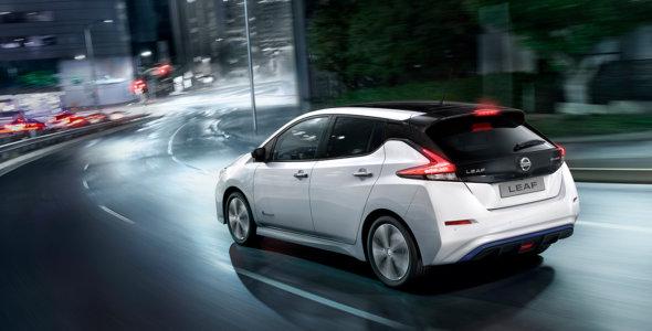 Nå kan du kjøpe nye Nissan LEAF på nett