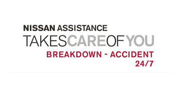 Nissan veihjelp