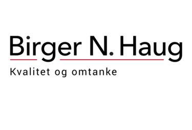 Birger N. Haug logo