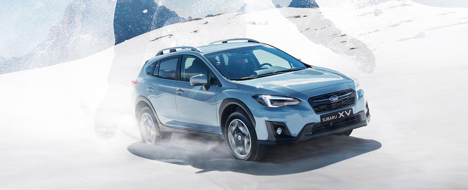 Nye Subaru XV