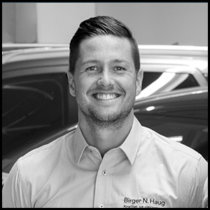 David Bugge-Olsen - salgskonsulent bruktbil