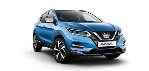 Nissan Qashqai Tekna - Manuell