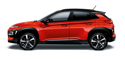 Hyundai KONA Teknikkpakke