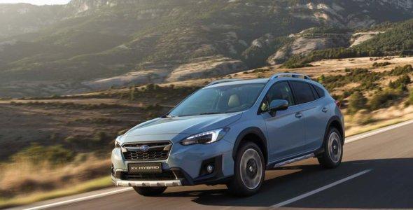 Nye Subaru XV Hybrid