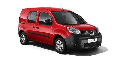 Nissan NV250 Working Star