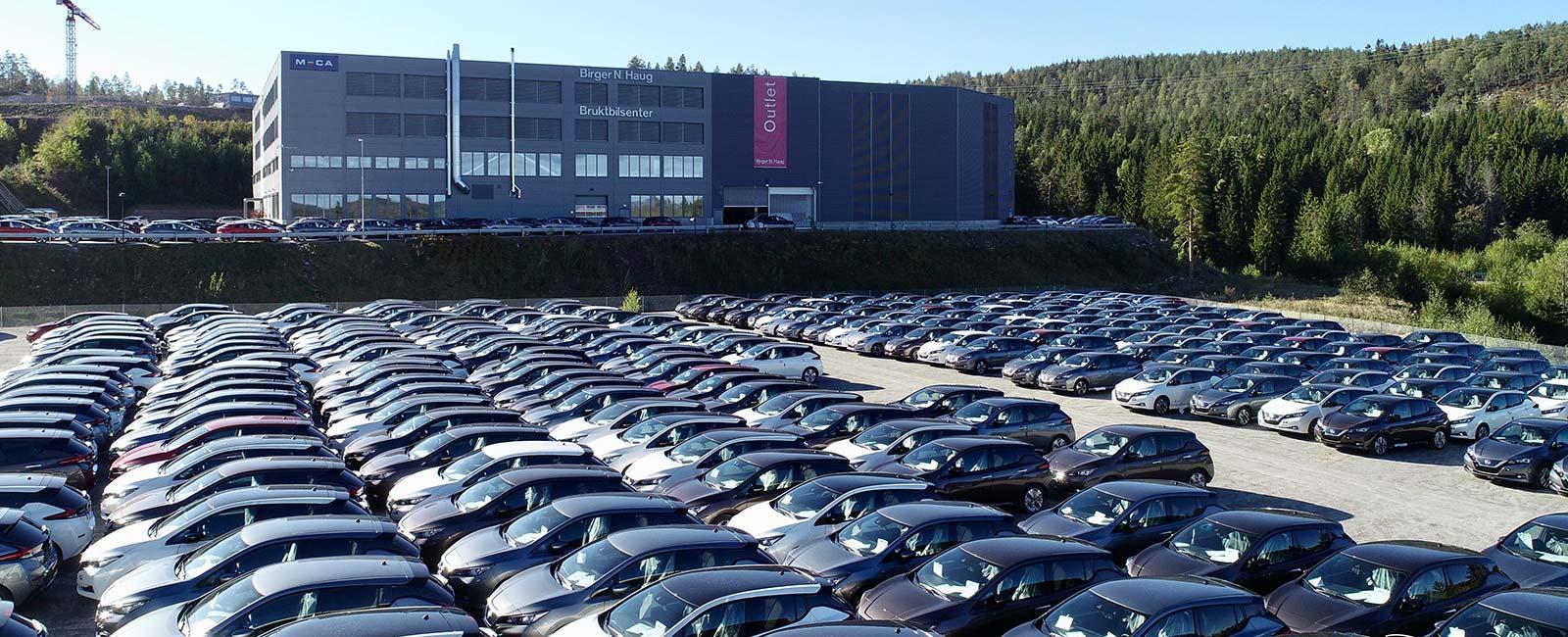 Nissan LEAF Birger N. Haug Røyken