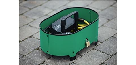 Tidybox grønn