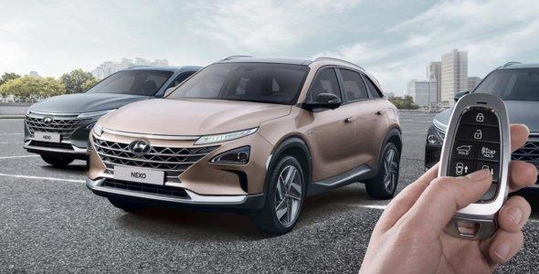 Test av Hyundai Nexo