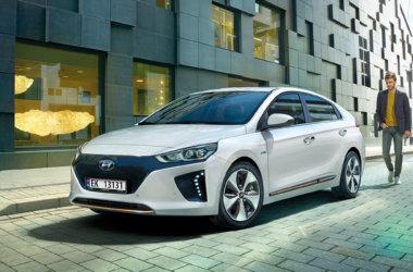 Hyundai Ioniq EV Hero BM