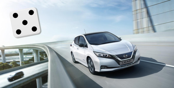 Test av Nissan LEAF