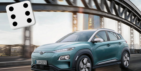 Test av Hyundai KONA electric