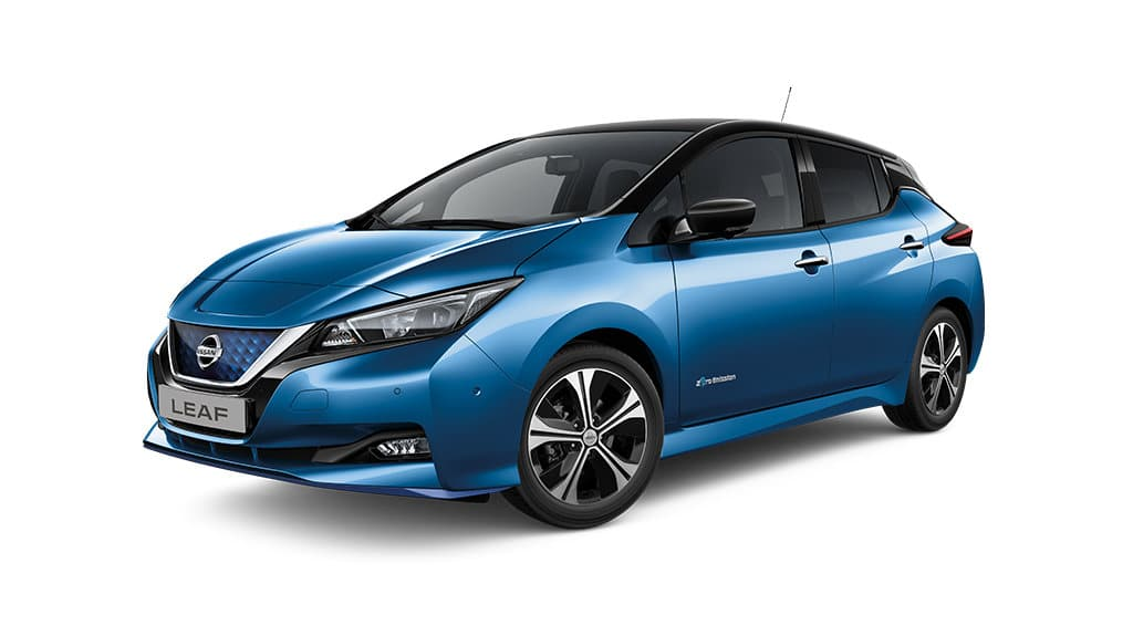 Bilde Nissan LEAF e+ 3.ZERO 62 kWt – Nå med lavere pris!