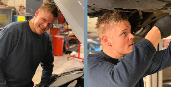 Mats (33) - Tekniker Subaru og Hyundai