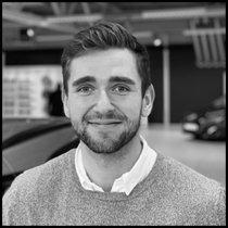 Haakon Gundersen salgskonsulent Subaru og Hyundai
