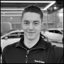 Markus Jørgensen salgskonsulent Nissan
