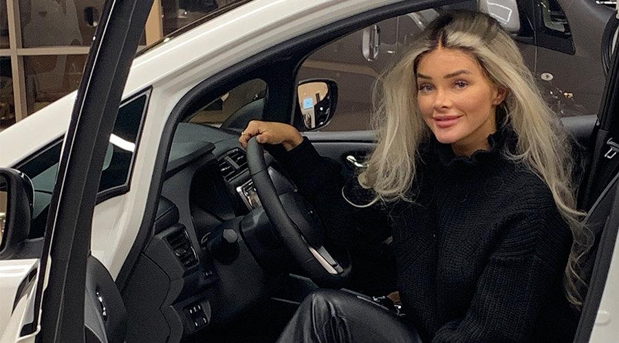 Sophie Elise valgte Nissan Leaf fra Birger N. Haug