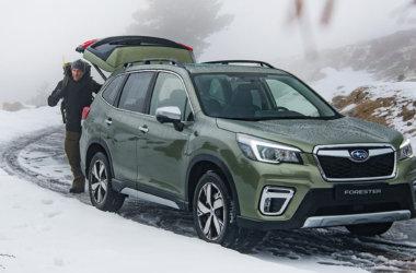 Subaru Forester Hybrid