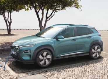 Hyundai Kona - Prøvekjør og vinn Samsung TV