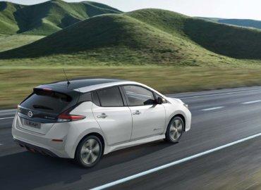 Nissan Leaf - Prøvekjør og vinn samsung TV