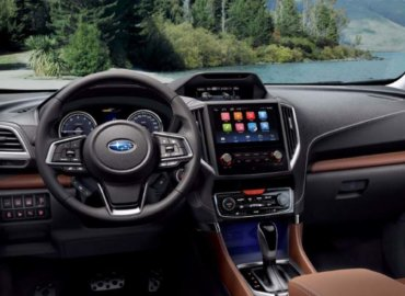 Subaru Forester Interiør