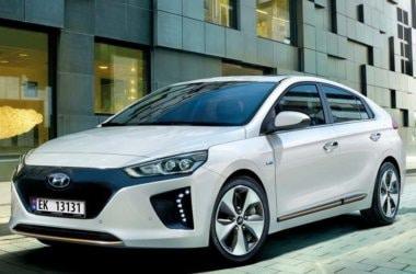Hyundai Ioniq - Prøvekjør og vinn TV
