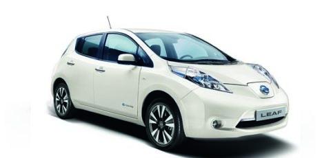 Topputstyrt Nissan LEAF Tekna 2017