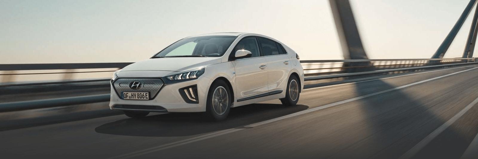 Nye Hyundai IONIQ Electric 38,3kWt