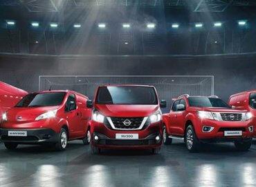 Nissan varebiler